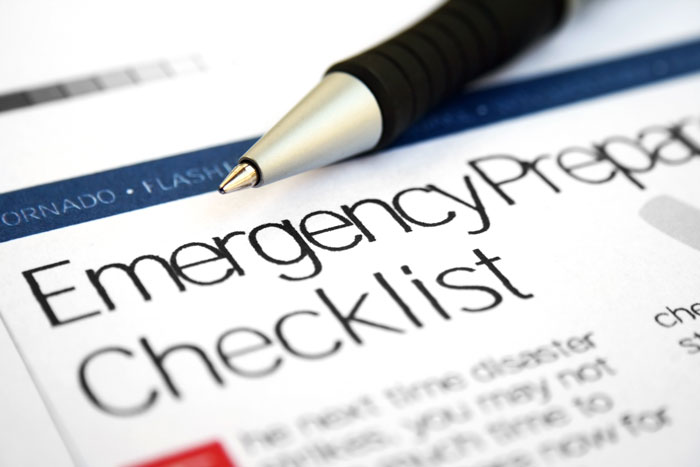 Angelic Hospice Care Blog - Tips for the home-bound in a weather emergency